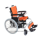 2018 Smart High Performence Tranist Foldable Aluminum Electric Power Motor Wheelchair