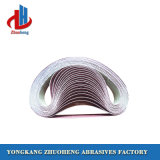 Strong Aluminum Oxide Abrasive Sanding Belts of 533*75 mm (SB5375)