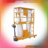 Aluminum Woek Paltform (double mast)
