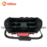 Heavy Duty Center Tray Electrician Tools Storage Tool Bag