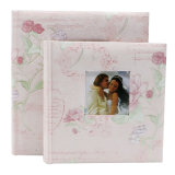 200 Photos Printing Paper Cover Photo Album with 2 Cups