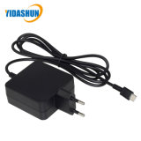 65W Laptop Adapter Type C 5V 3A/9V 3A/10V 5A/ 12V 5A/ 15V 4.3A/ 20V 3.25A for Asus