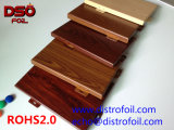 Wooden Transfer Film Transfer System on Aluminium Profiles and Sheets