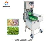 FC-305 Spinach Cutter Leek Cutting Machine Celery Chopper