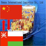 International Logistics/Freight Agent From Shenzhen/Xiamen/Guangzhou to Oman