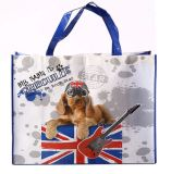 Custom Design Eco-Friendly Shopping Tote Reusable Non Woven Cooler Bags