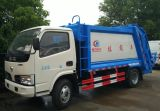 6wheels Dongfeng 8tons 10m3 Garbage Compactor Truck