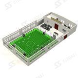 Siboasi Intelligent Football 4.0 Training System Machine Equipment