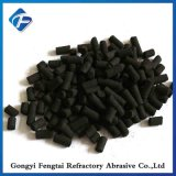 China Factory Provide Free Sample Activated Carbon Based Cylindrical Anthracite Coal Material Purify Water