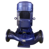 Vertical Pipeline Pump Sewage Centrifugal Pump for Garden