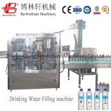 Full Automatic Small Bottle Drinking Water Mineral Water Pure Water Natural Water Spring Water Filling Bottling 3 in 1 Machine Production Plant