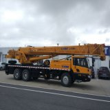 50 Ton Hydraulic Heavy Lift Truck Crane for Road Construction with Good Price