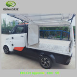 2020 New 4 Wheels Electric Cargo Vehicle for Delivery Service
