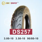Wholesale Cheap China Tire 350 10 Outstanding Performance Rickshaw Tyre Size 3.50-10 Pattern Ds257 Tubeless Motorcycle Tire