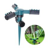 Gardening Watering System Adjustable Lawn Sprinkler Garden Sprinkler 360 Degree Rotating Garden Sprinkler with a Large Area of Coverage
