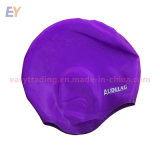 Wholesale High Quality Cheap Silicone Swimming Cap, Printing Silicone Swim Caps