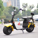 Newest EEC 60V20ah Citycoco Electric Fat Wheel Citycoco Scooter