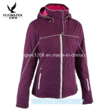 100% Polyester Cation Women/Ladies Waterproof Breathable Winter Apparel