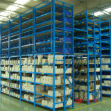 Metal Mezzanine Shelving for Industrial Warehouse Storage