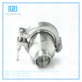 Stainless Steel Sanitary Welded Check Wenzhou Manufactory