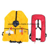 Safety Equipment Automatic Inflatable Life Jacket/Life Vest