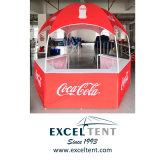 Hexagon Foldable Dome Kiosk Gazebo Advertising Canopy Tent (TKET-8002)