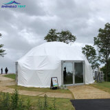 Clear Geodesic Camping Dome Hotel Tent for Resort