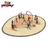 Discount Kids Outdoor Rope Climbing Playground Equipment