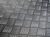 1050 1060 1100 5 Bars Tread Aluminium Plate Price