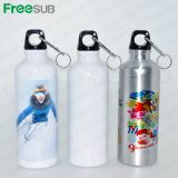 500ml Aluminum Blank Printed Sports Sublimation Water Bottle