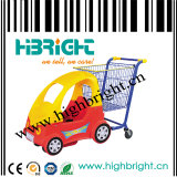 Kids Carts Plastic Toy Car for Shopping Mall