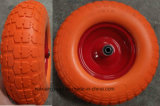 13-4 PU Wheel for Wheel Barrow