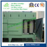 Replace Comfill Cartridge Dust Collector