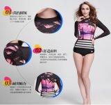 2016 Fashion Design Lady's Swimwear & Long Sleeve Sportwear 725