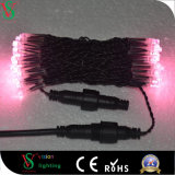 Fancy PVC Cable String Light for Christmas Decoration with Ce