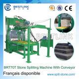 Hydraulic Natural Face Granite Block Tile Cutting Machine