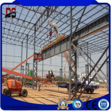 Low Cost Prefabricated Workshop Warehouse Building Light Steel Structure for Sale
