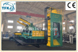 High Efficiency Hydraulic Scrap Metal Steel Iron Aluminum Car Shear Baler