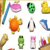 Eco-Friendly Promotional Animal TPR Eraser