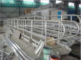 11.4m Marine Aluminium Translational Gangway, China Sola Wharf Ladder Prices