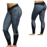 Wholesale Hot Sales Women′s Print Fitness Legging High Elasticity Yoga Pants/Fitness Leggings