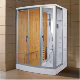 CE Approved Sauna Steam Shower Room