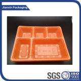 5 Disposable Plastic Food Container