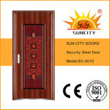 Steel Door Price Paint Colors Exterior Door (SC-S010)