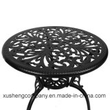 Vintage Style Garden Cast Aluminum Table and Chairs