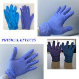 Custom Cheap Blue Powder Free Disposable Nitrile Exam Gloves Box Price Manufacturers China, Nitril Gloves Hair