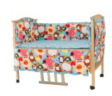 Baby Crib Bedding Sets Animal Monkey Colorful Baby Bedding Sets China