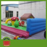 2016 Classic Cheap and Durable Inflatable Castle for Sale