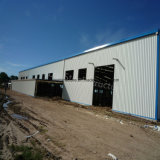 Professional Manufacturer Prefabricated Steel Structure Workshop for Sale