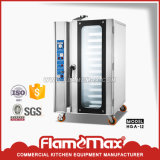 Commercial Stainless Steel Gas Convection Oven 12-Pan (HGA-12)